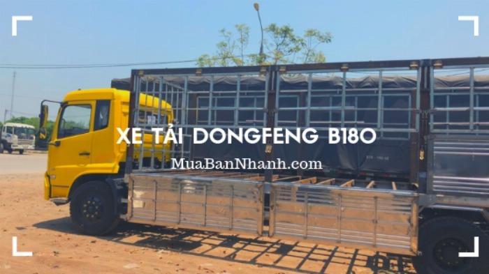 Xe tải Dongfeng B180 (@xetaidongfengb180) Cover Image