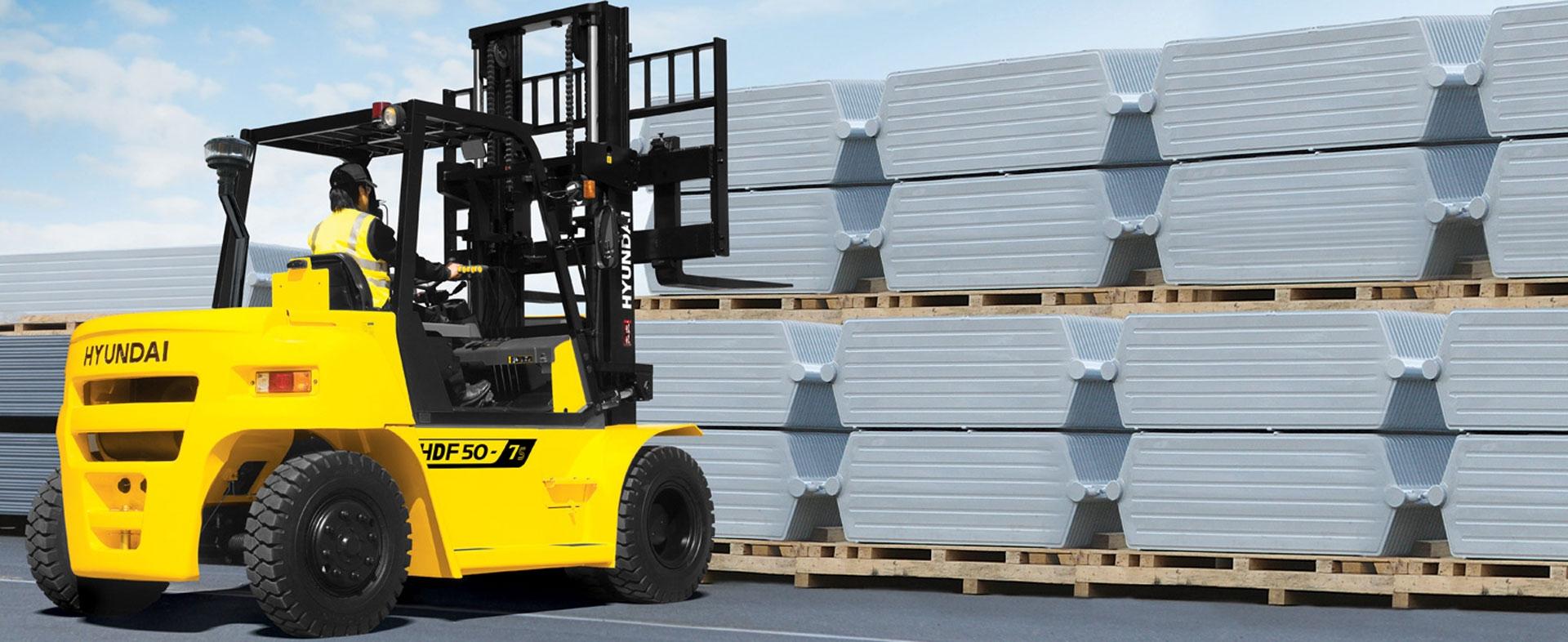 Halbro Forklifts Limited (@hyundaiforkliftsnz) Cover Image
