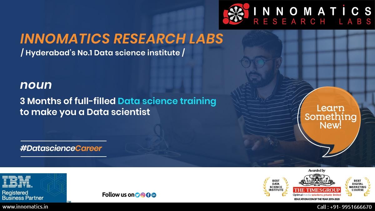 Innomatics Research labs (@innomatics11) Cover Image