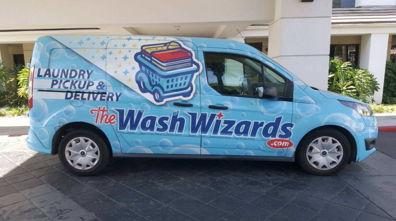 Wash Wizards Laundry Pick Up & Delivery Service - (@thewashwizards) Cover Image