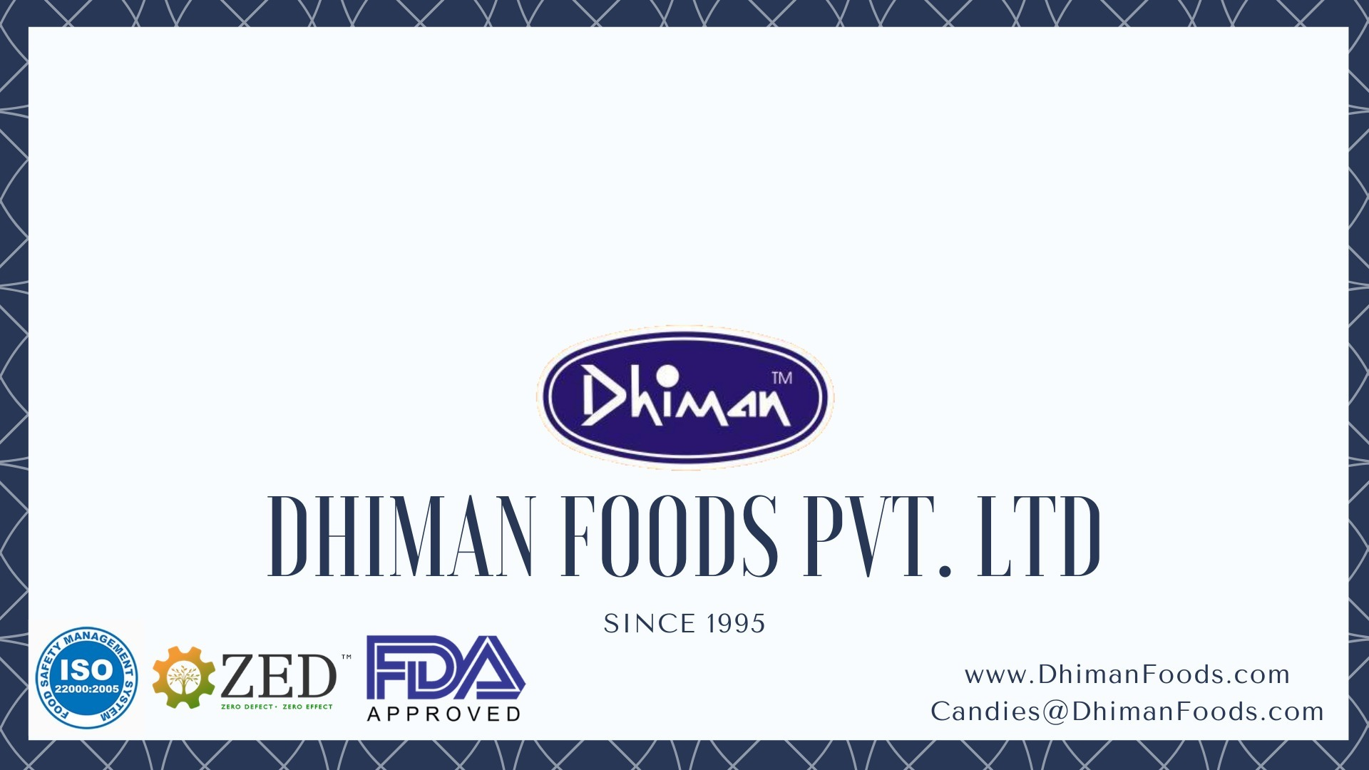 Dhiman (@dhimanfoods) Cover Image
