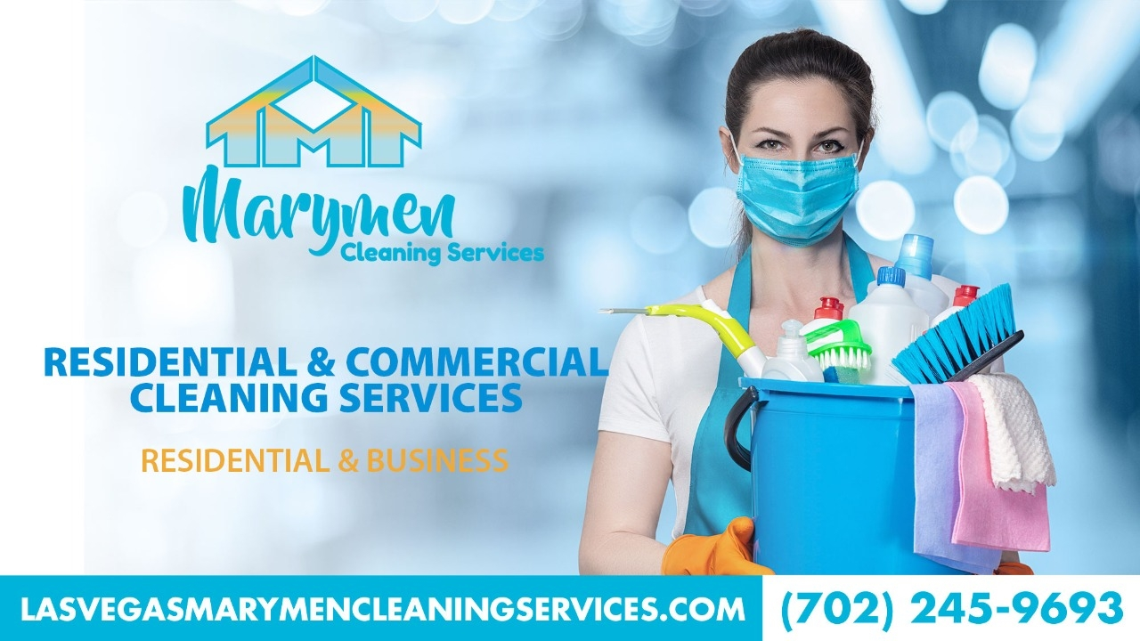 Marymen Cleaning Services (@lasvegascleaning9) Cover Image