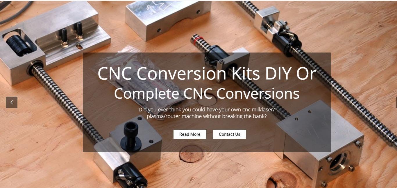 CNC Conversion Plus (@cncconversion) Cover Image
