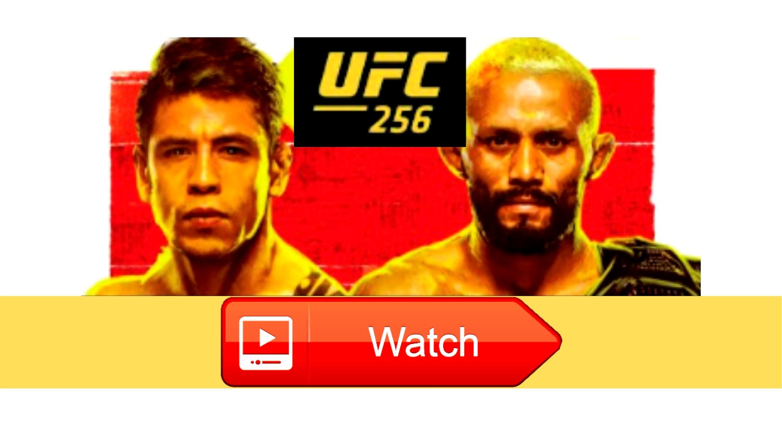 UFC 256 Live Stream Reddit (@ufc256livestreamreddit) Cover Image