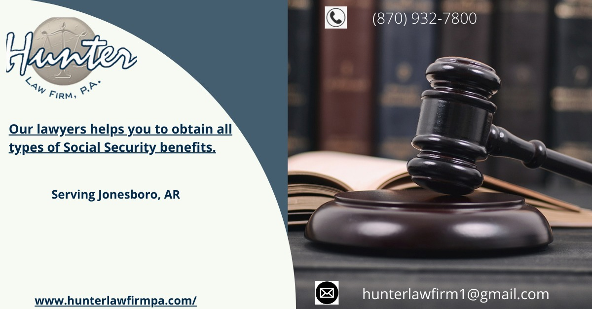 Hunter Law F (@hunterlawfirm) Cover Image