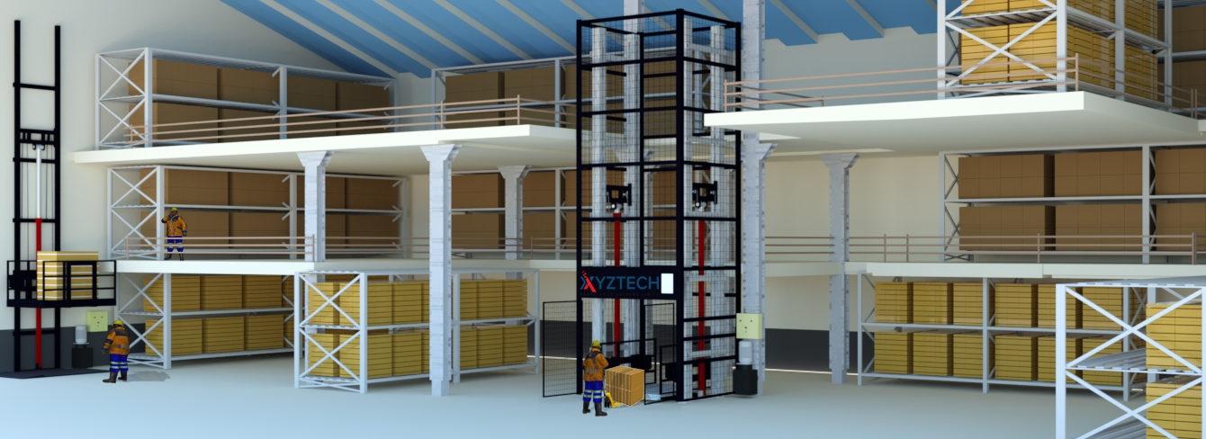 Jinan XYZTECH Machinery Co., Ltd (@xyzlift) Cover Image