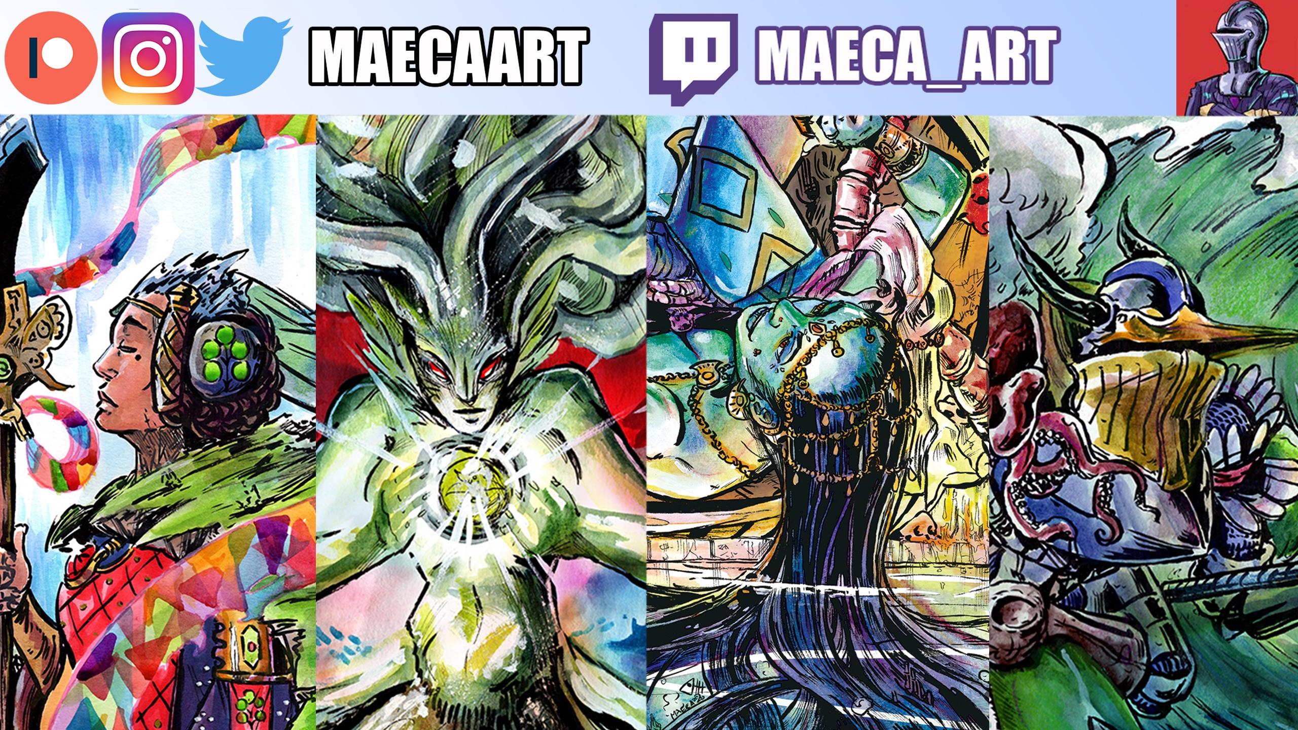 Matthew  (@maecaart) Cover Image