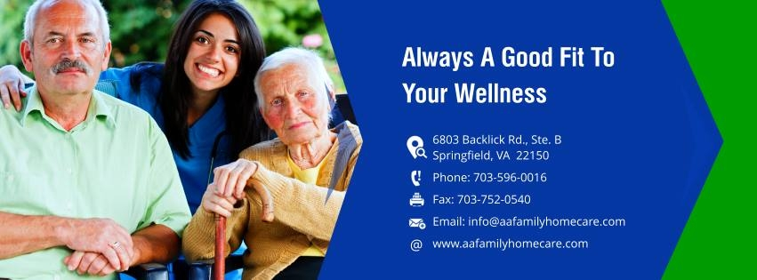 AA Family Homecare Services, Inc (@aafamilyhomecare) Cover Image
