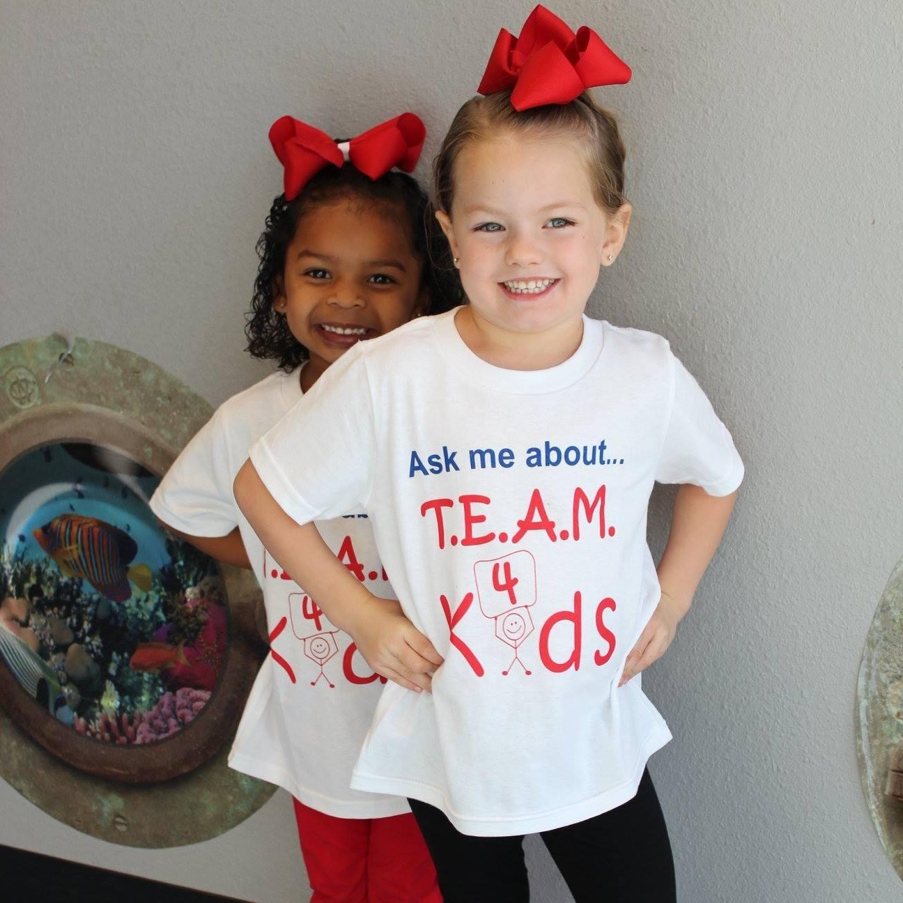T.E.A.M. 4 Kids Pediatric Therapy (@teamfourkids) Cover Image
