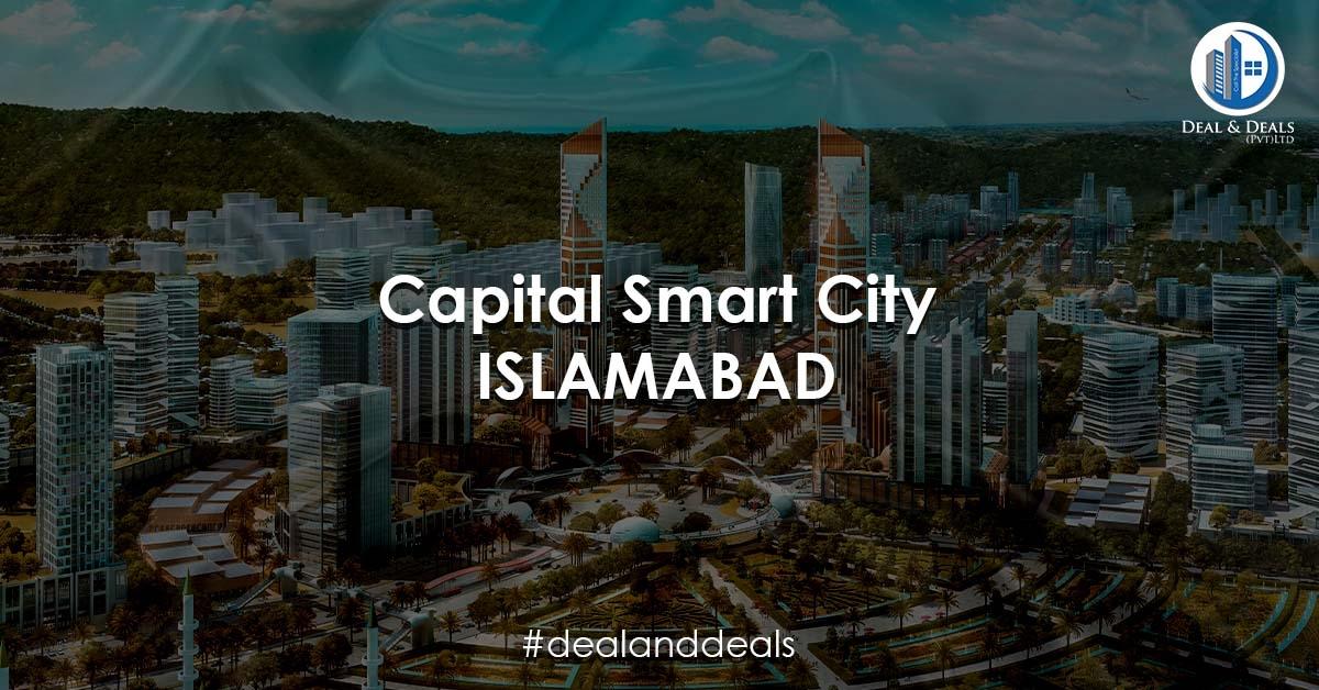 Capital Smart City Islamabad (@capitalsmartcity) Cover Image