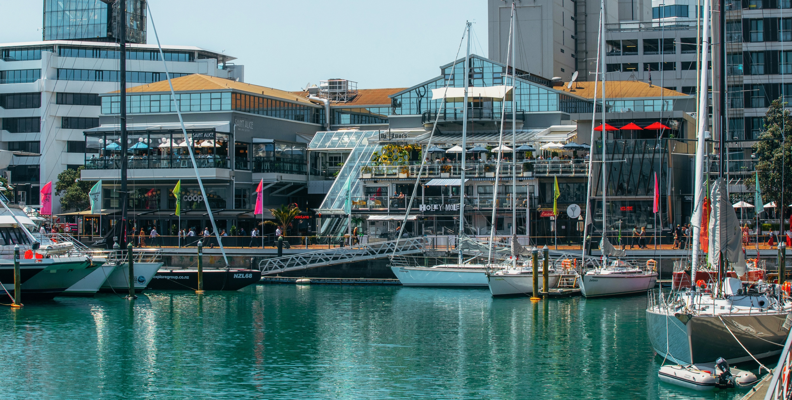 Viaduct Harbour (@viaductharbour) Cover Image
