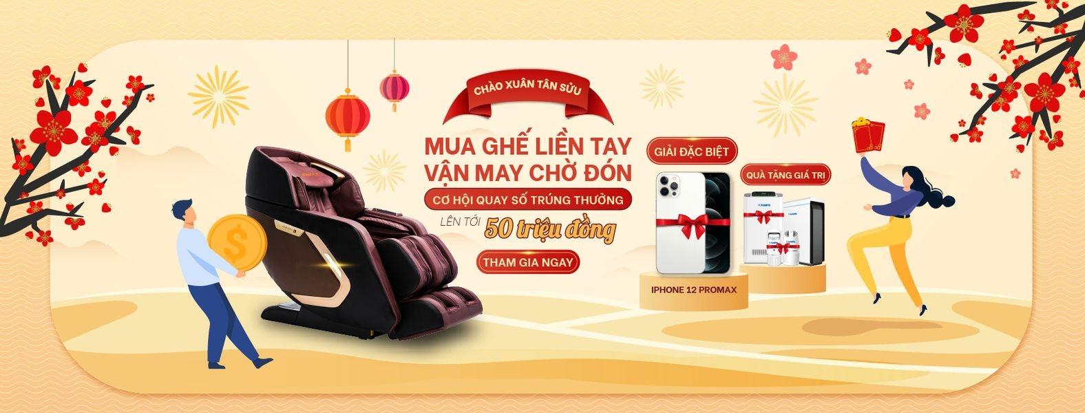 Ghế Massage Tokuyo (@gtokuyo) Cover Image
