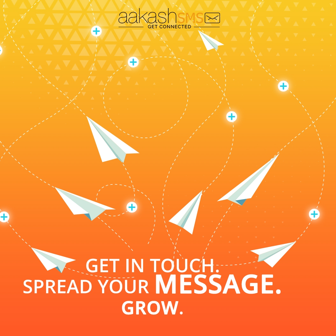 Aakash SMS (@aakashsms) Cover Image