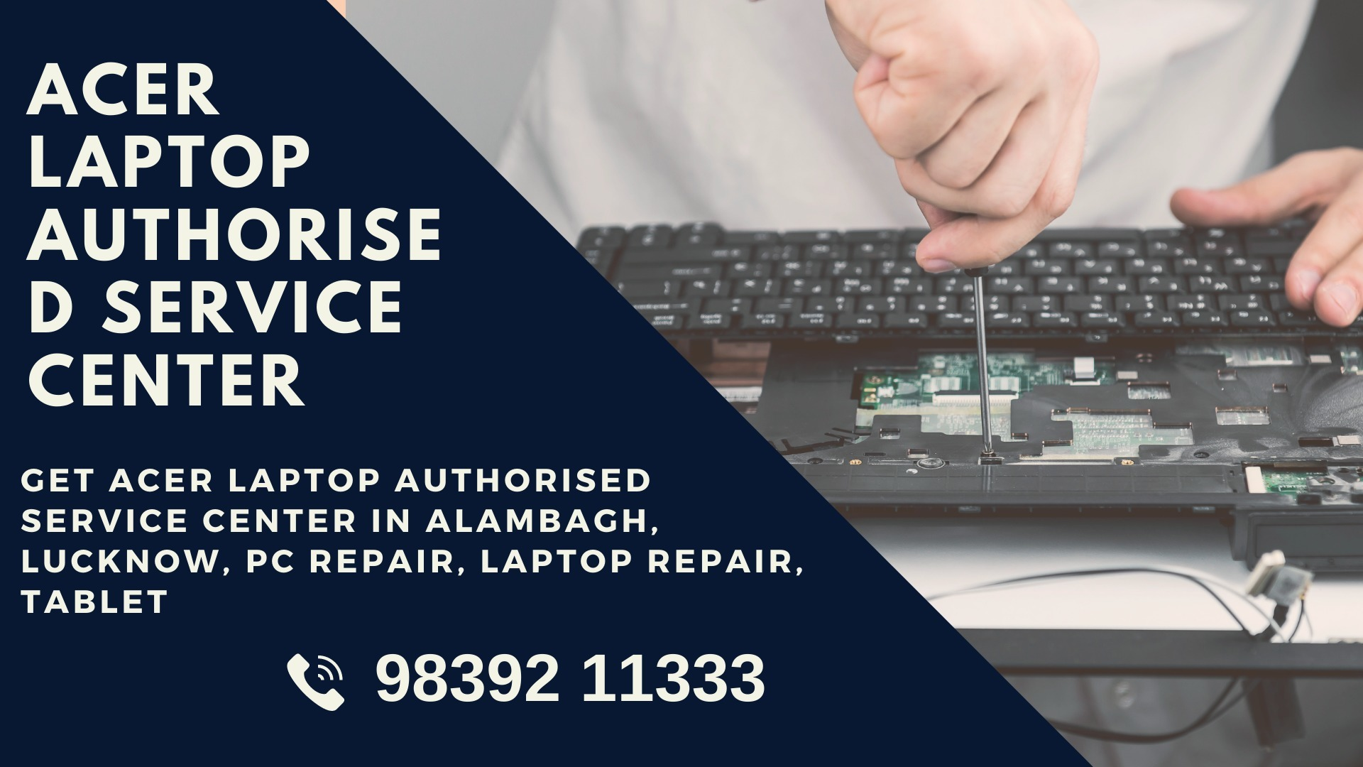 Acer Laptop Authorised Service Center (@acerlaptoplko) Cover Image