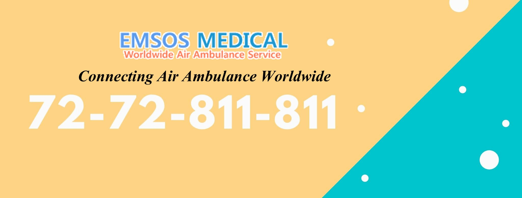 EMSOS  (@24x7airambulance) Cover Image