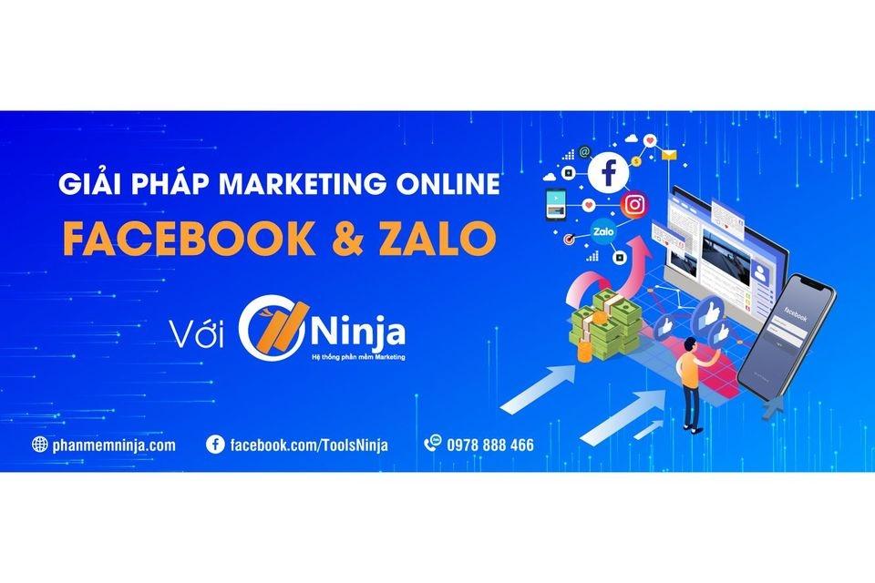 Phần mềm Marketing Ninja (@phanmemmarketingninja) Cover Image