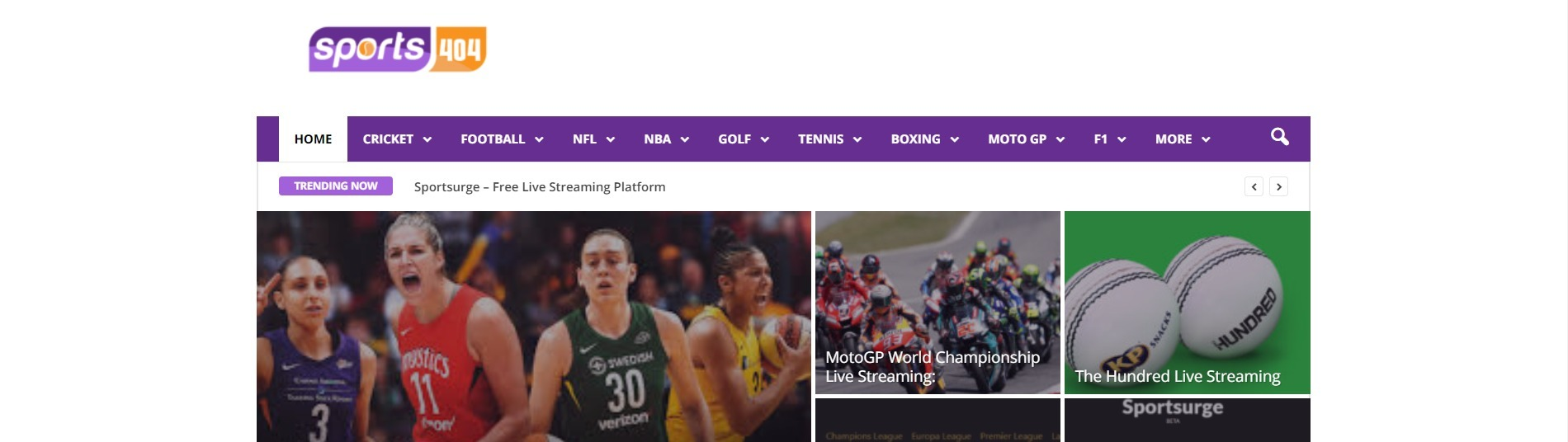 (@sports404) Cover Image