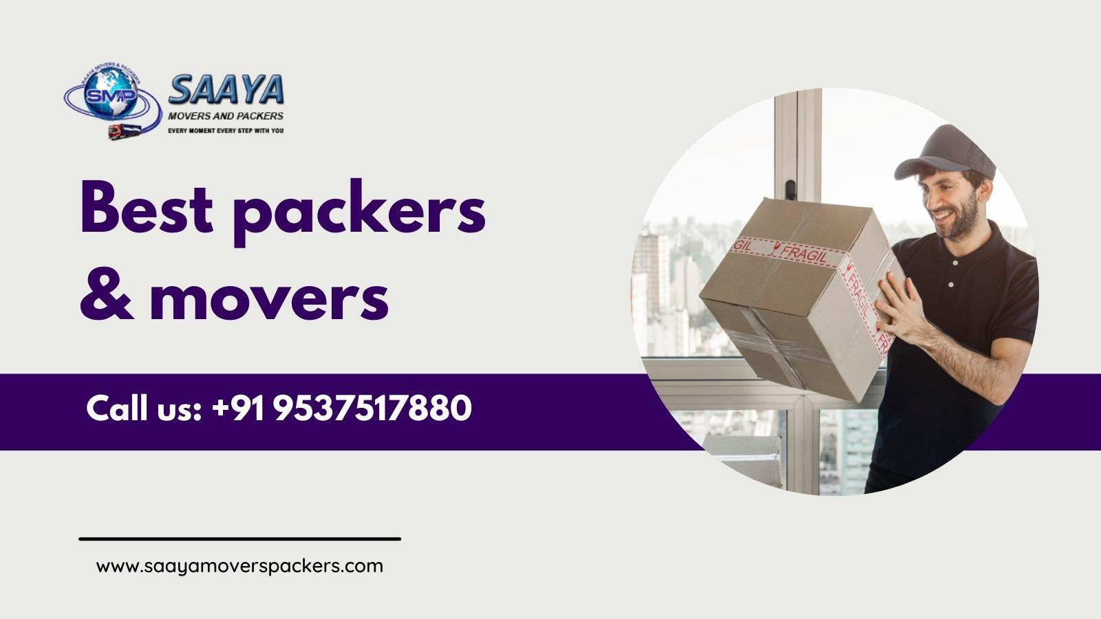 saayamoversandpackers (@saayamoversandpackers) Cover Image