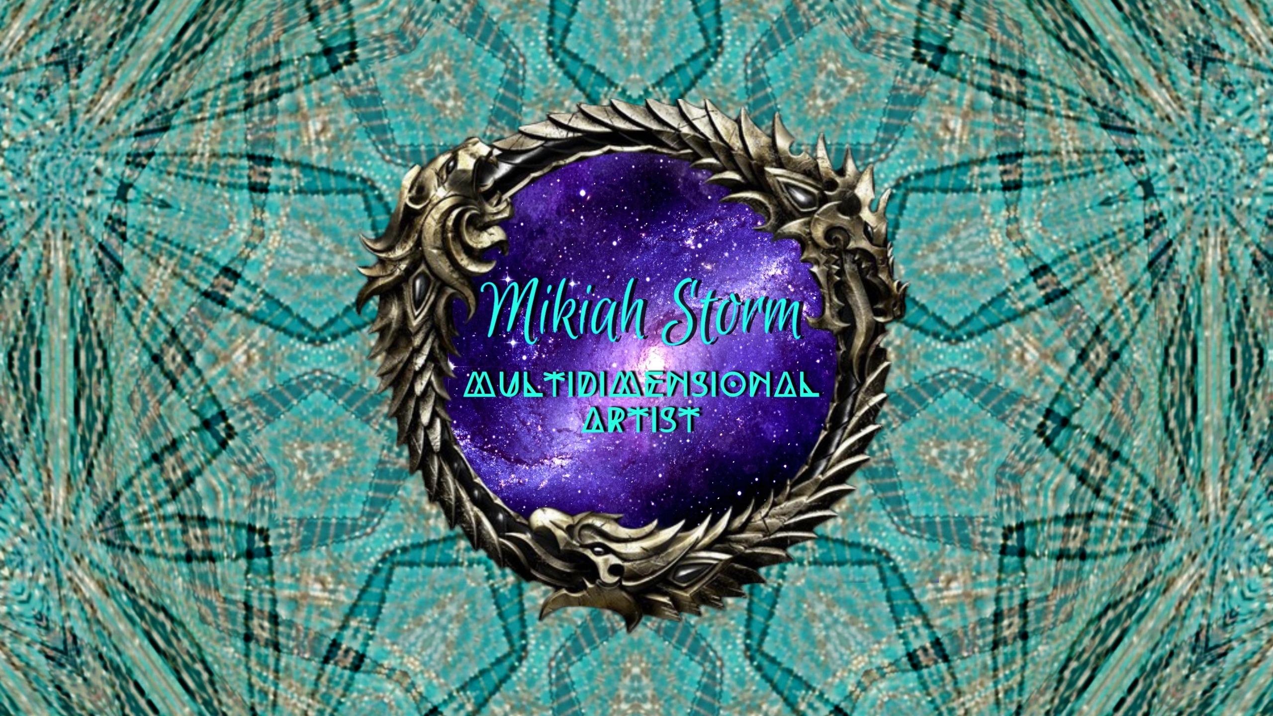 Mikiah Storm (@mikiahstorm) Cover Image