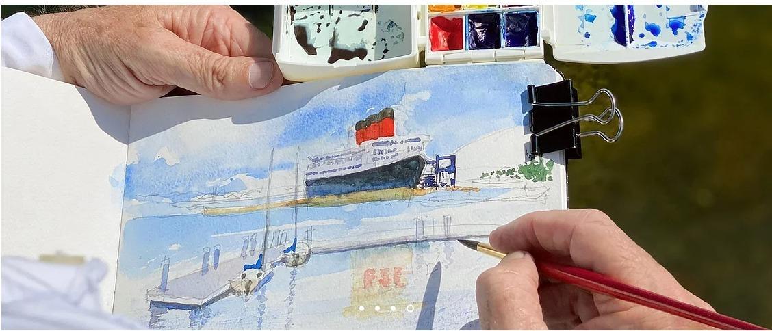 Portable Painter (@portablepainter) Cover Image