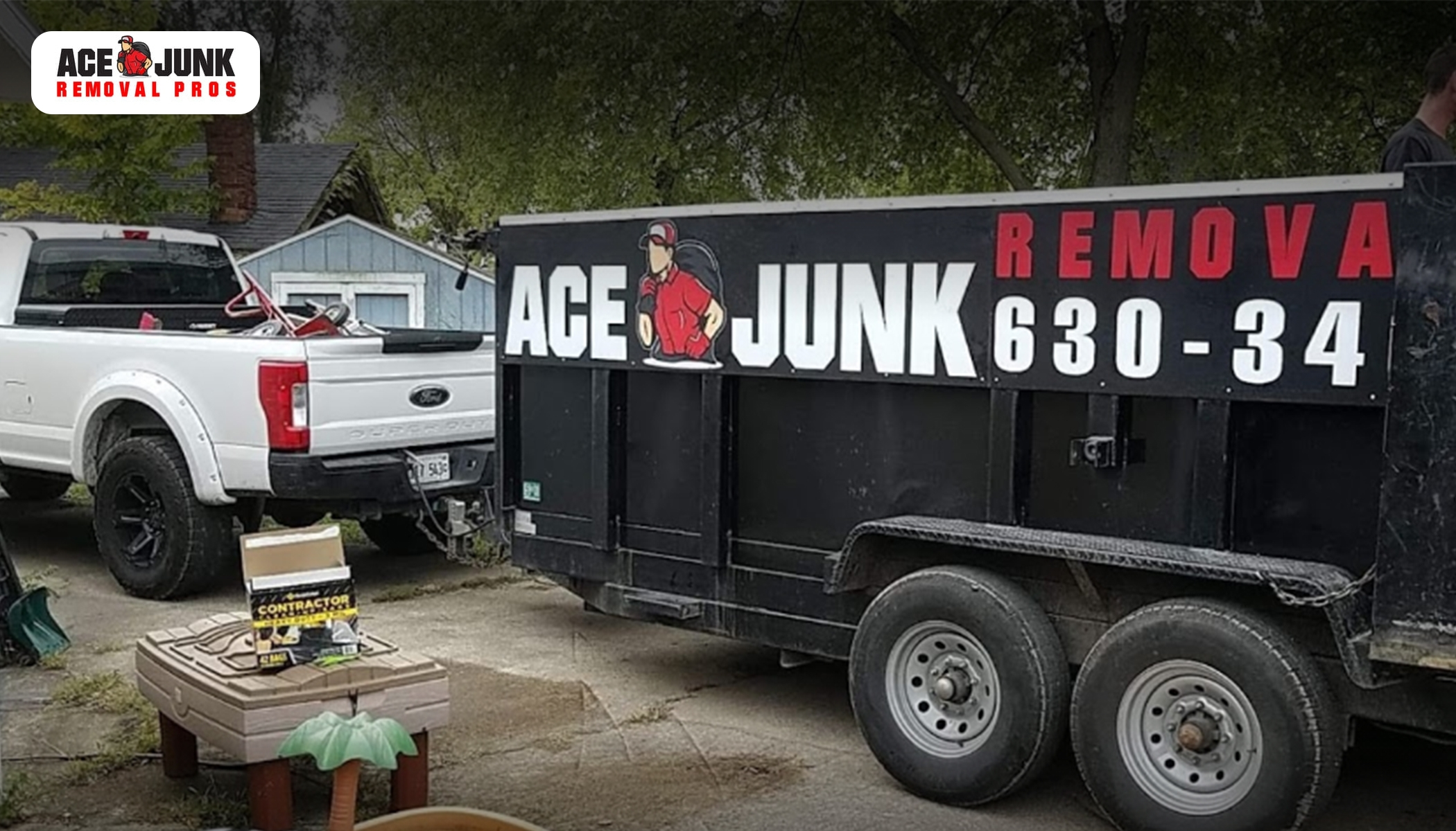 Ace Junk Removal Pros (@acejunkhaul) Cover Image