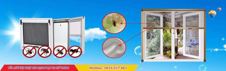 Cửa Lưới Chống Muỗi Việt Nhật (@radcualuoivietnhat) Cover Image