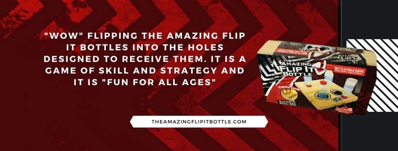 The Amazing Flip It Bottle (@theamazingflipitbottle) Cover Image