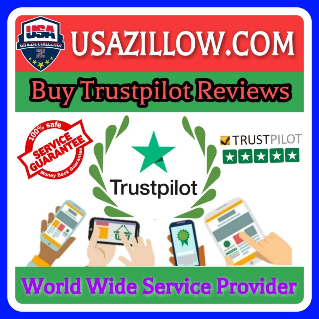 Buy TrustPilot Reviews (@usazillow2) Cover Image