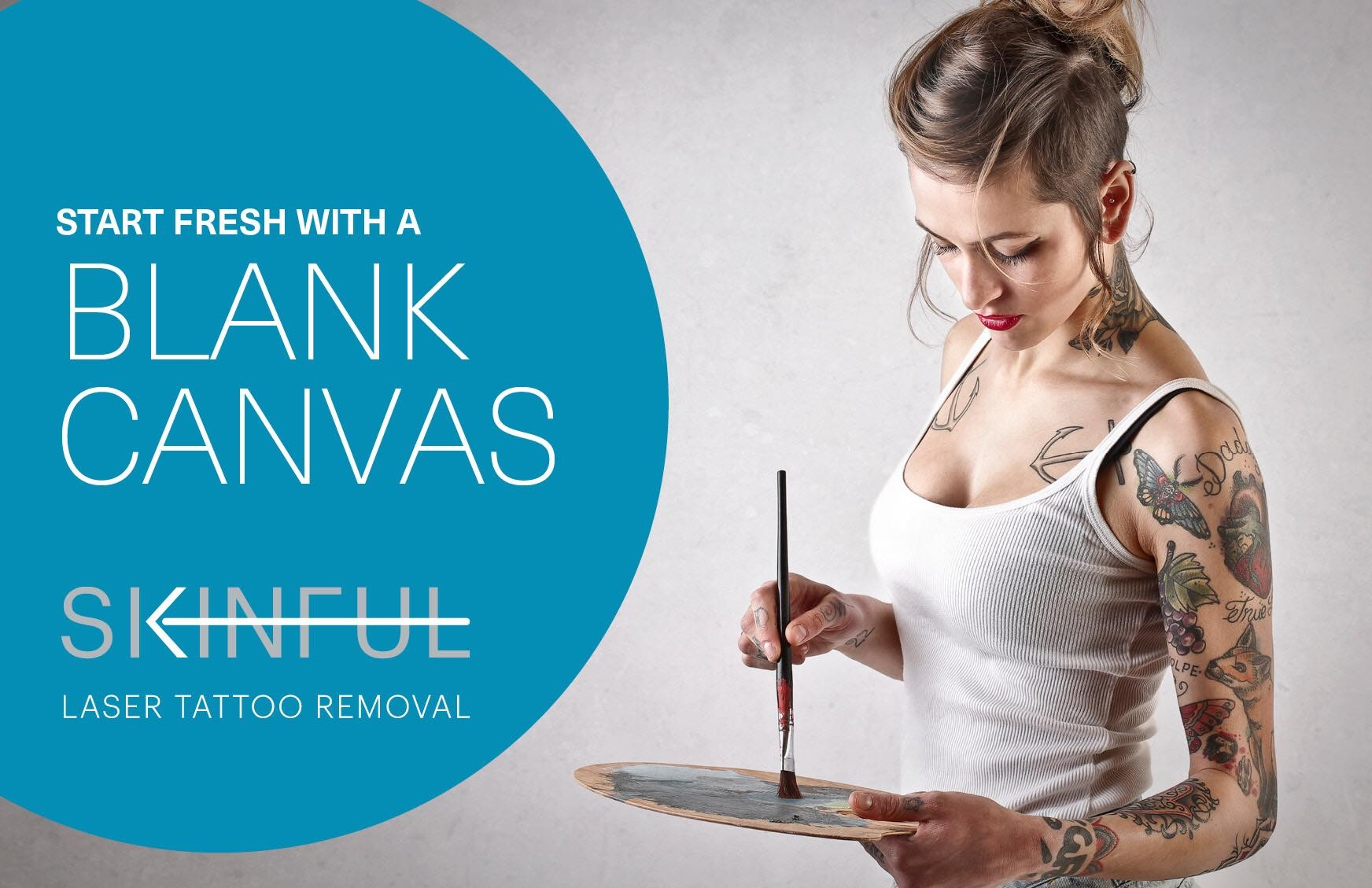 Skinful Tattoo Removal (@skinfultattooremoval) Cover Image