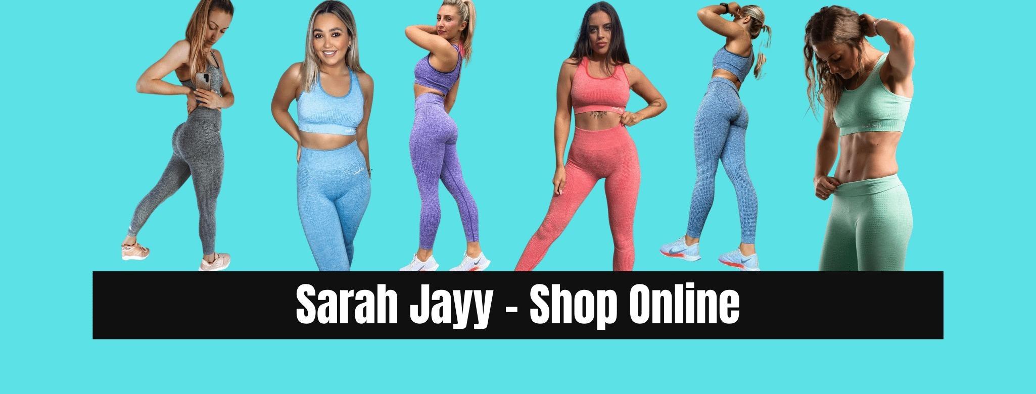 Sarah Jayy (@sarahjayystore) Cover Image