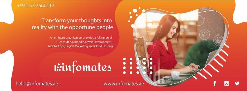 Infomates Technologies LLC (@infomates) Cover Image