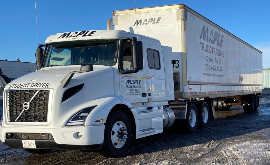 Maple Truck Training (@mapletrucktraining) Cover Image