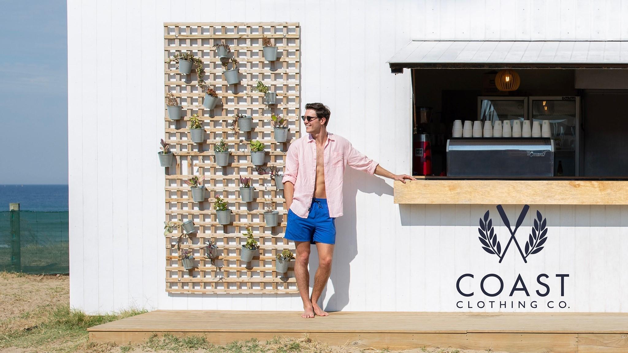 Coast Clothing Co. (@coastclothing) Cover Image