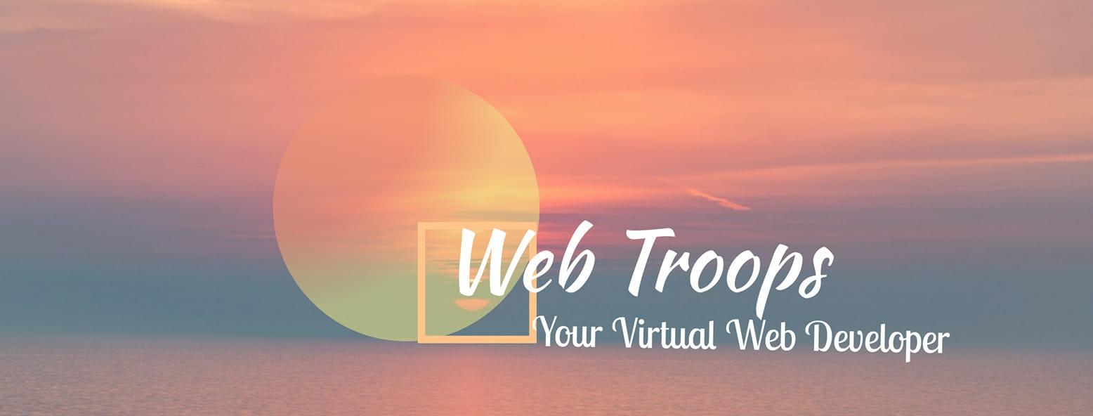 Webtroops - a virtual developer platform (@webtroops) Cover Image