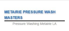 Metairie Pressure Wash Masters (@metairie12) Cover Image