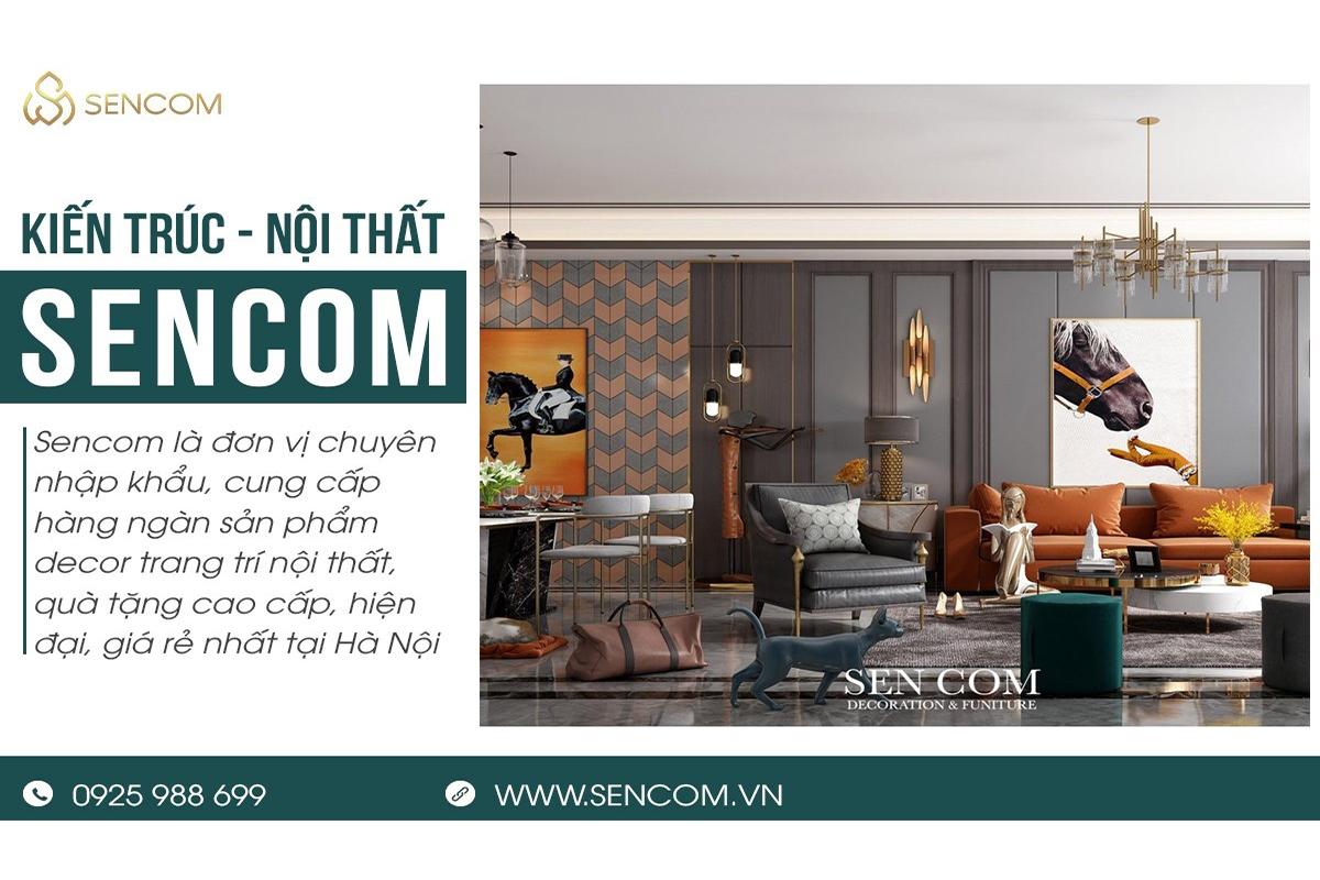 Sencom (@sencomvn) Cover Image