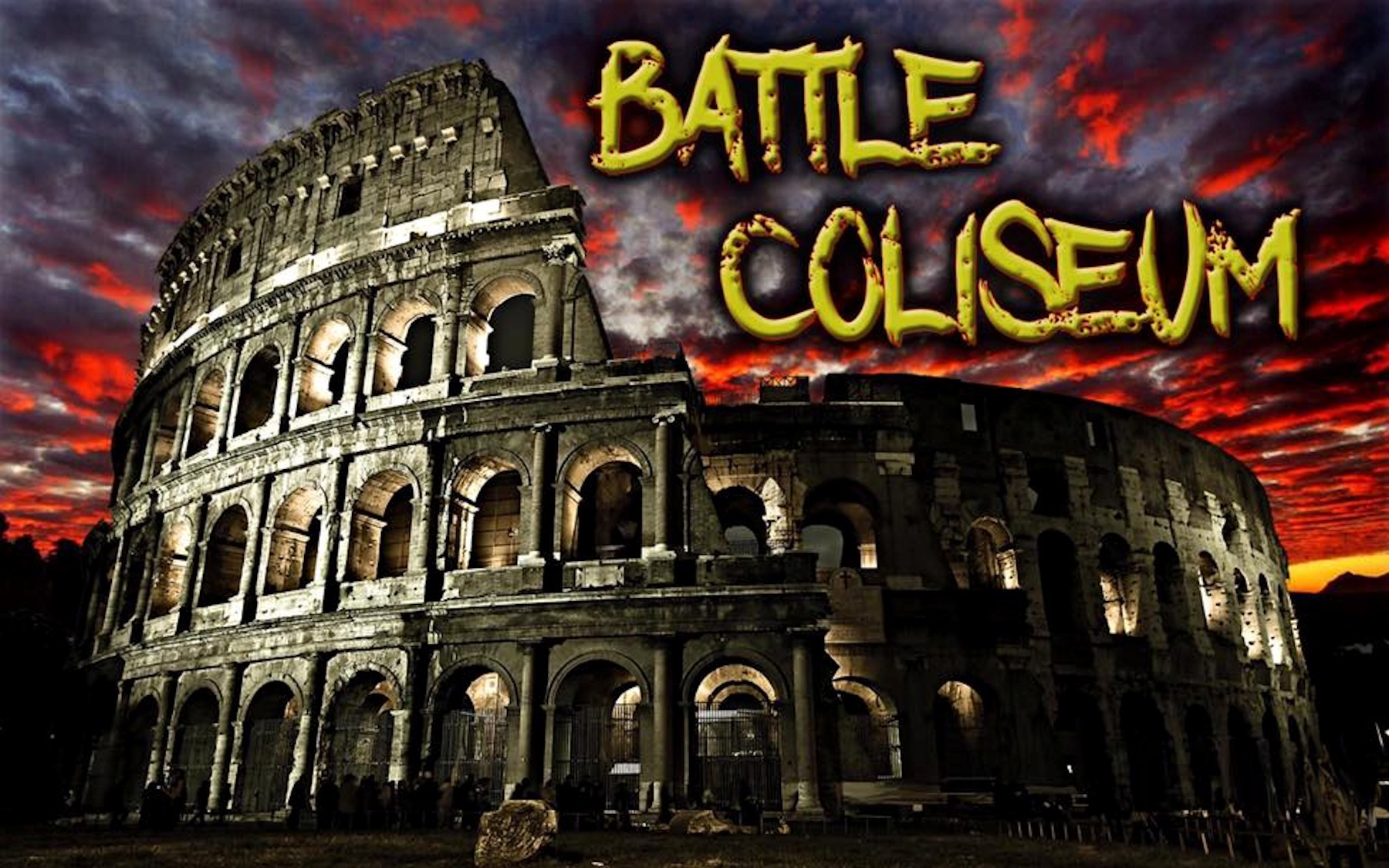 battle Coliseum (@battlecoliseum) Cover Image