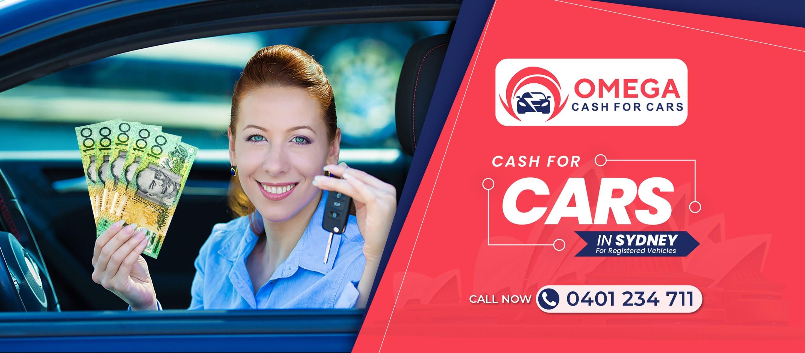 Omega Cash for Cars (@omegacashforcars) Cover Image