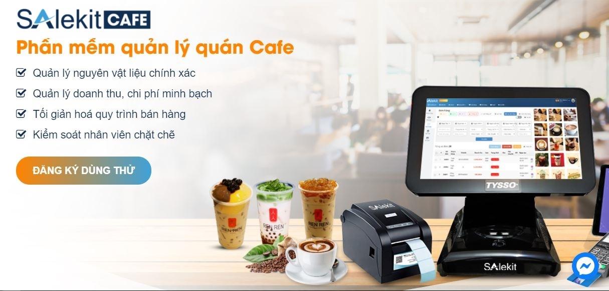 Phần mềm quản lý quán cafe Sale (@quanlyquancafe) Cover Image
