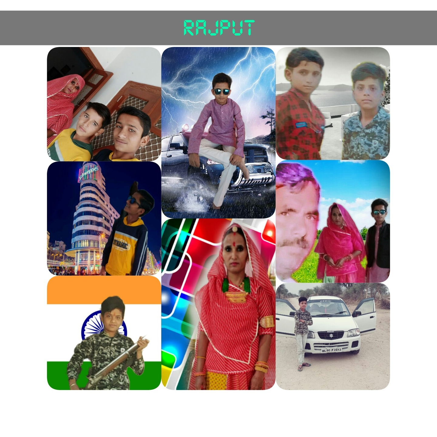 (@bhupendraest) Cover Image