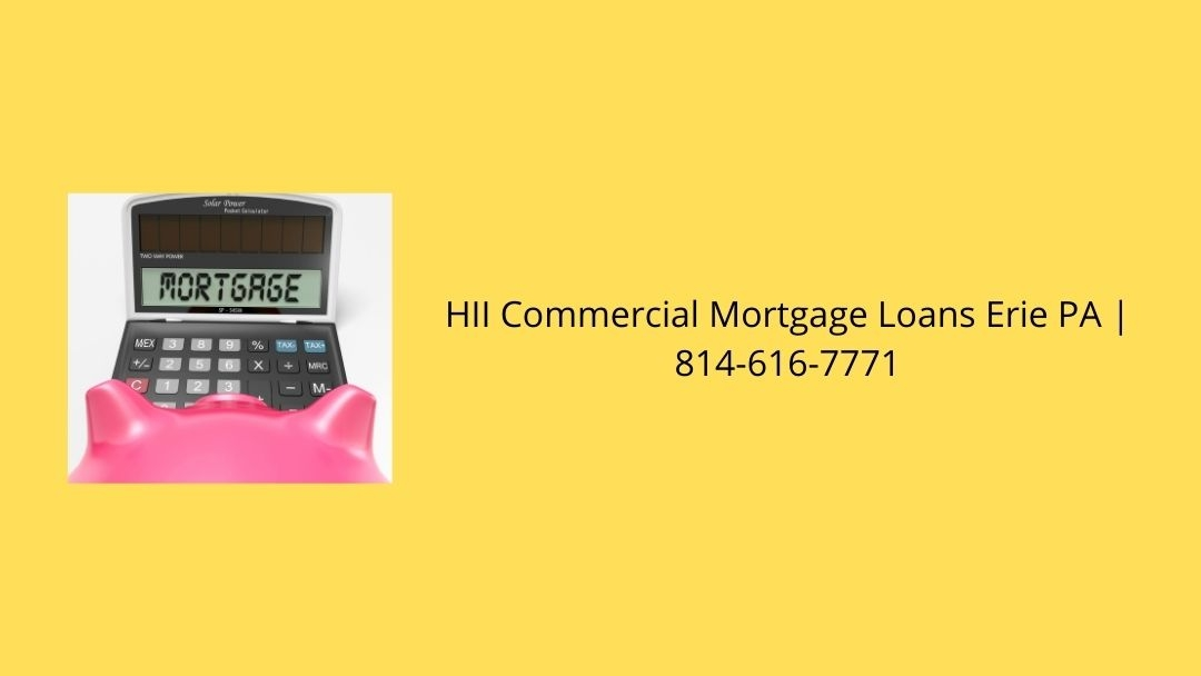 HII Commercial Mortgage Loans Erie PA (@eriecom) Cover Image