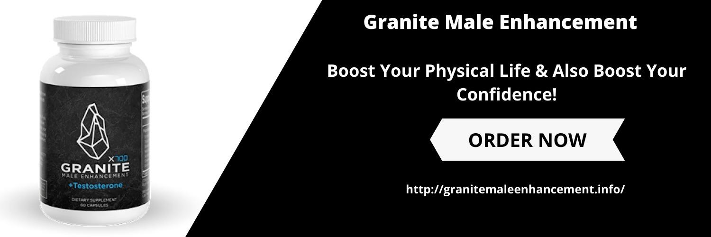 Granite Male Enhancement (@granitemaleenhancementinfo) Cover Image
