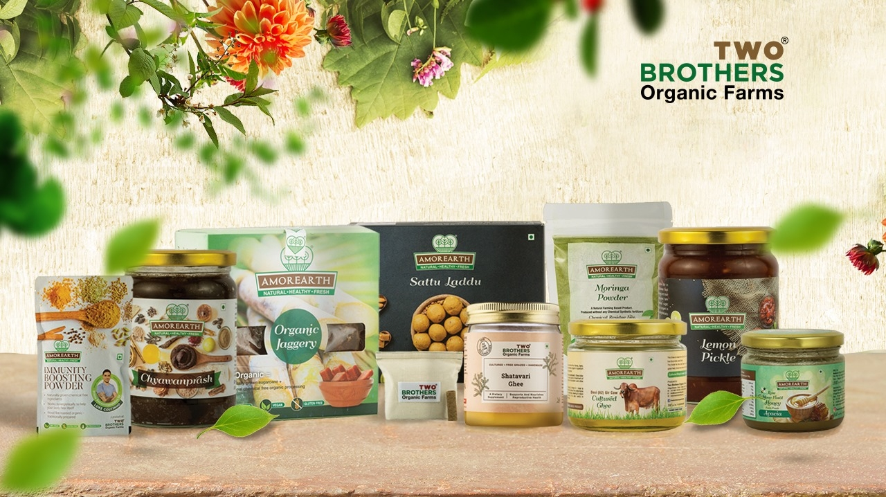Two Brothers Organic Farms (@twobrothersorganicfarms) Cover Image
