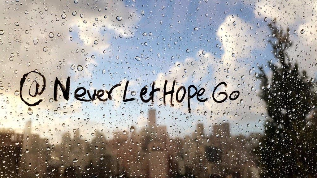 Hope (@neverlethopego) Cover Image
