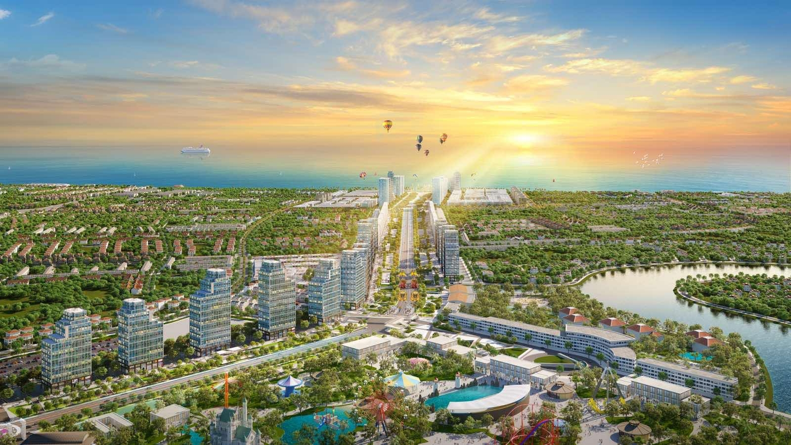 Sun Grand Boulevard Sầm Sơn (@sungrandboulevardsamson) Cover Image