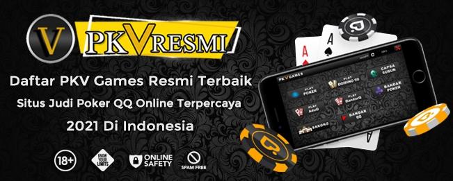 PKV Games Online Resmi QQ (@pkvonlineresmiqq) Cover Image