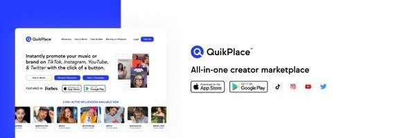 QuikPlace (@quikplace) Cover Image