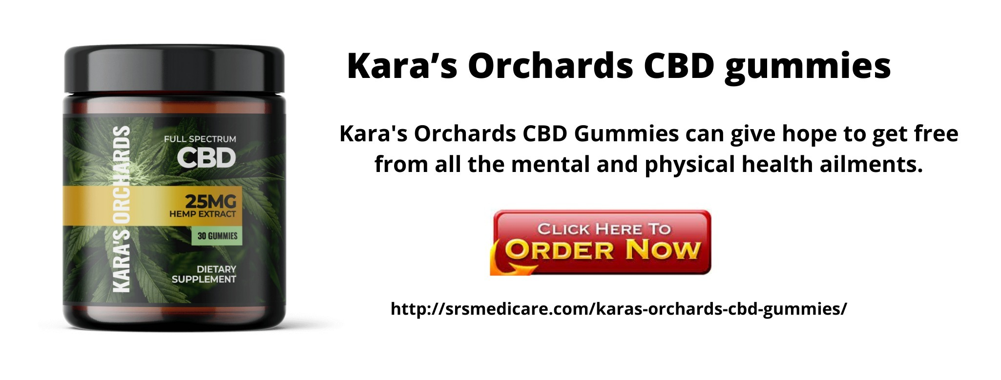 Karas Orchards CBD Gummies (@karasorchardscbdgummies) Cover Image