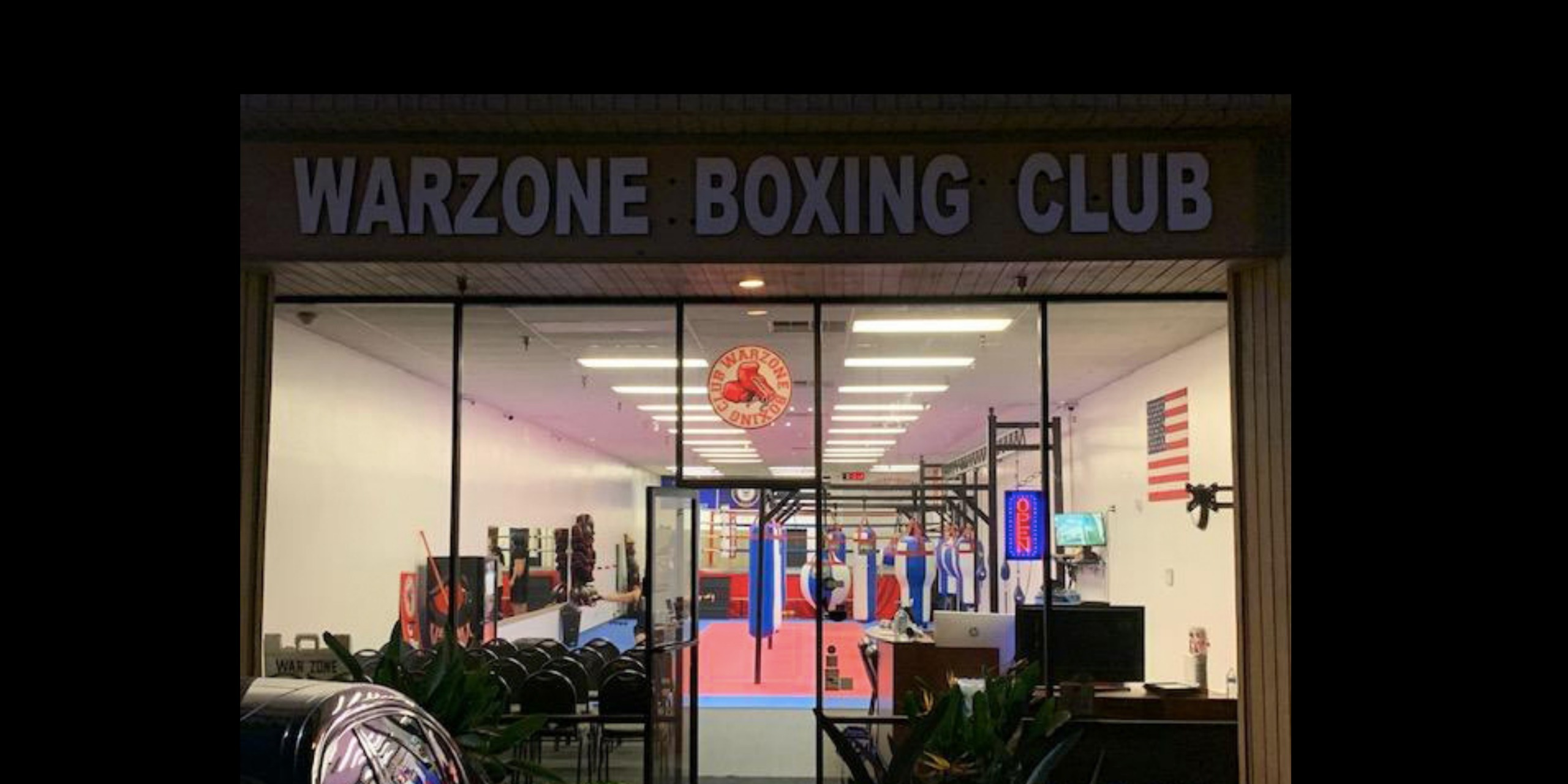 Warzone Boxing Club (@warzoneboxing) Cover Image