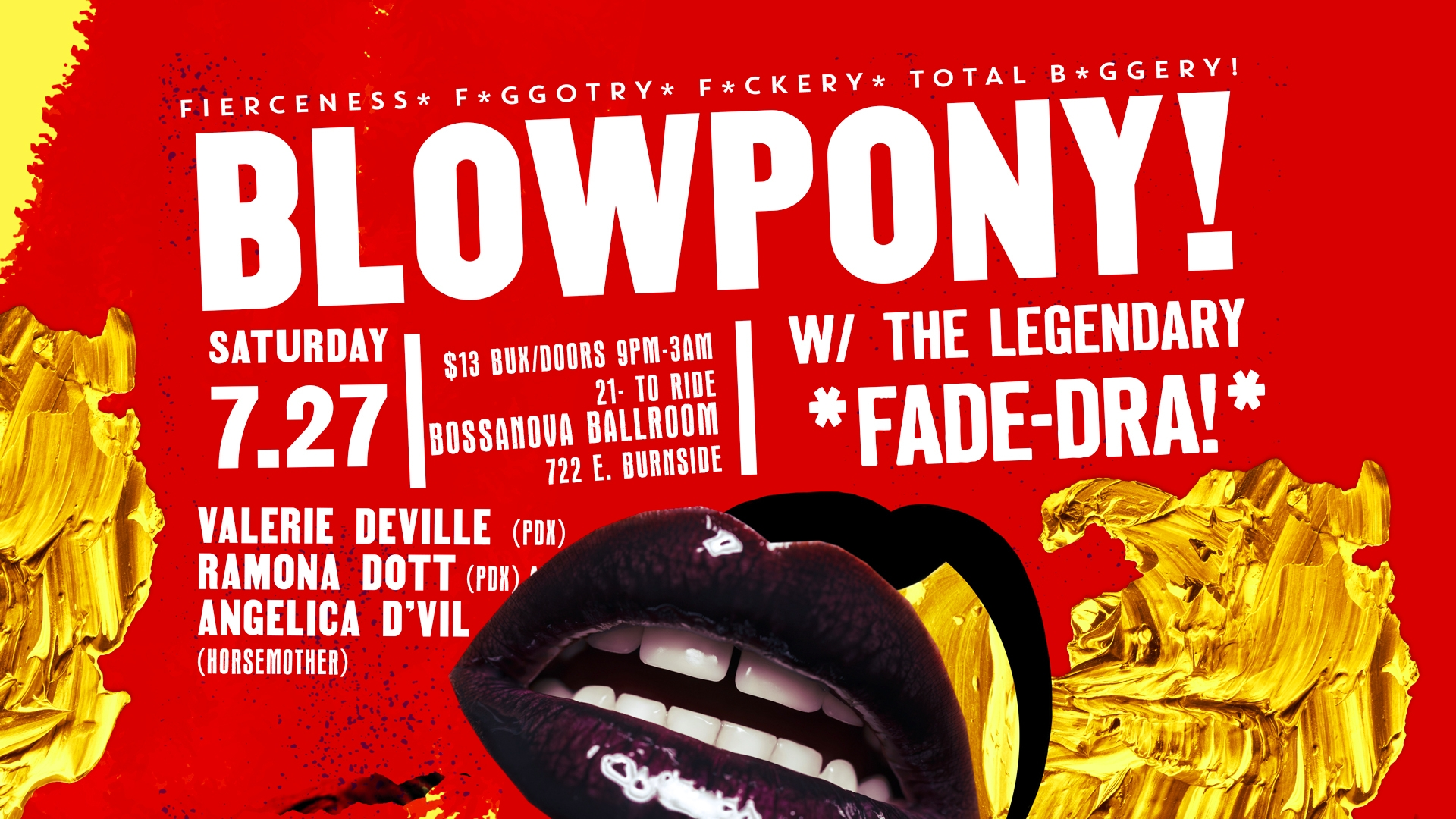 BLOW PONY  (@blowpony) Cover Image